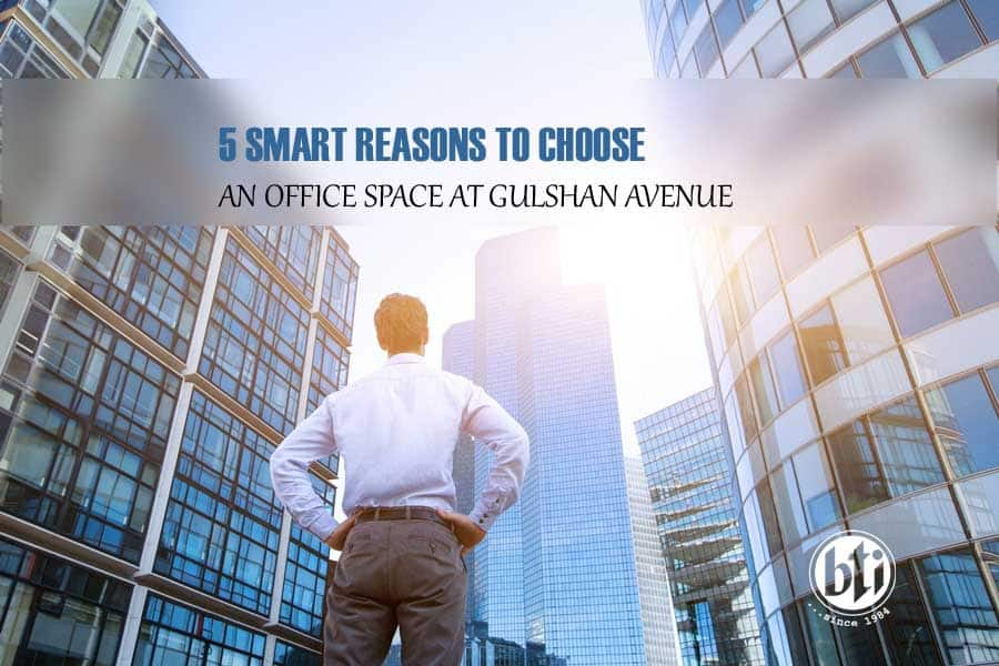 Office Space at Gulshan Avenue