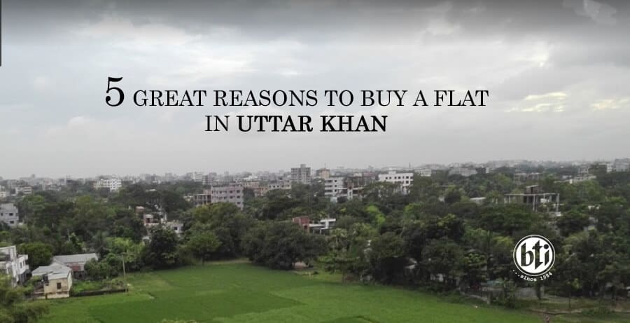 buy flat Uttar Khan