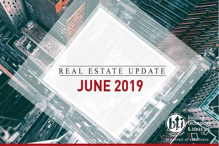 Silver Lining for real estate sector