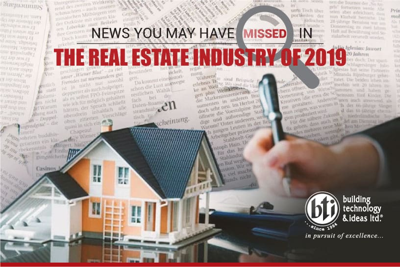 Real Estate Industry 2019