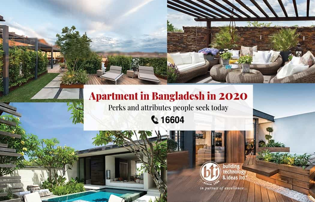 Apartment in Bangladesh in 2020