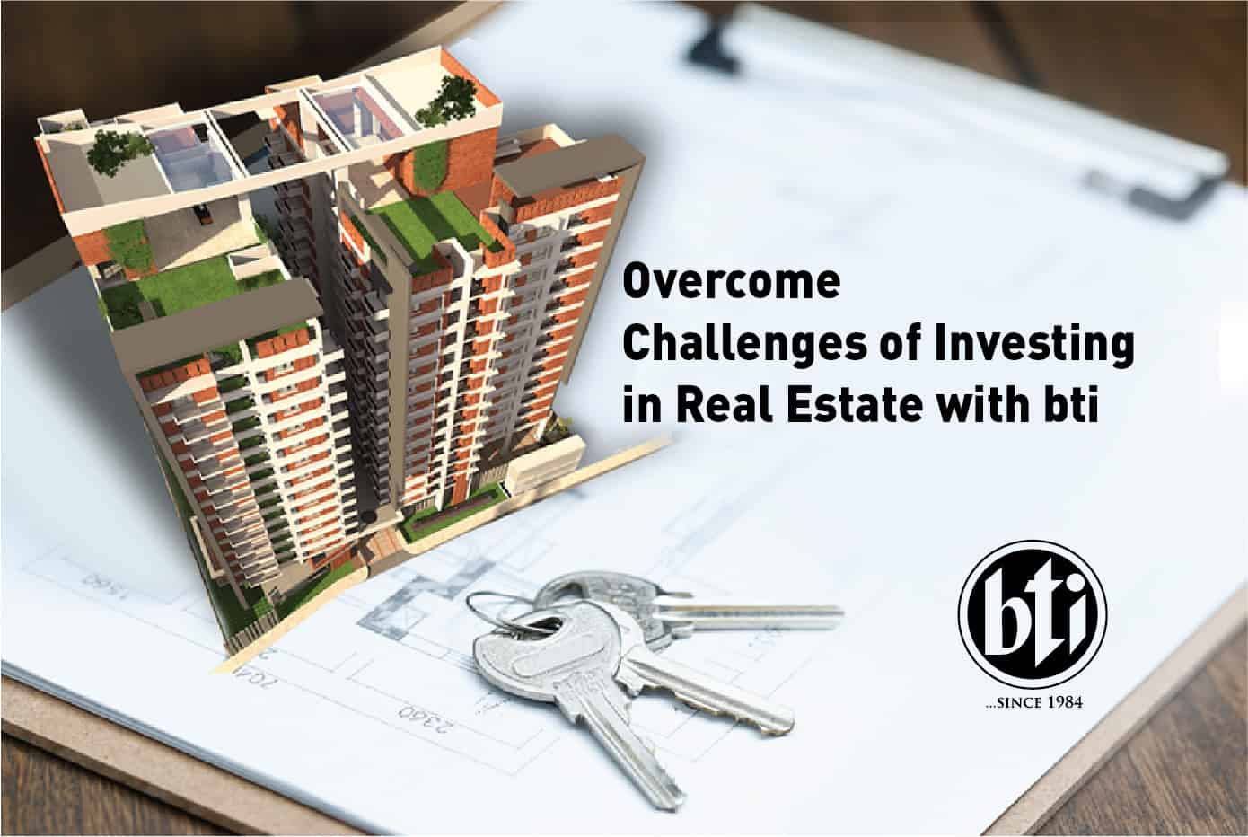 Investing in Real Estate With bti